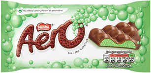 Nestle Aero Mint Chocolate Giant Bar 100g