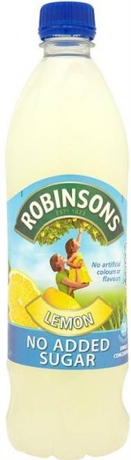 Robinsons Lemon Cordial 1 Ltr
