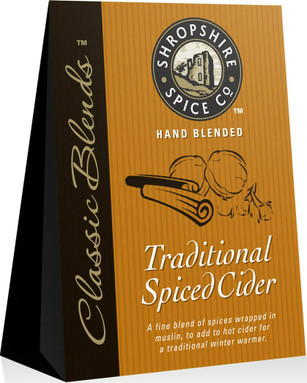 Shropshire Spice Co. Traditional Spiced Cider Mix