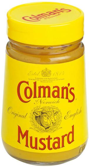 Colmans English Mustard Large 170g Jar