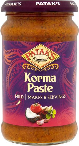 Pataks Korma Curry Paste 283g