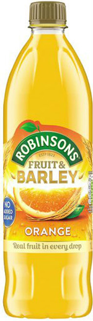 Robinsons NAS Fruit & Barley - Orange 1 Ltr