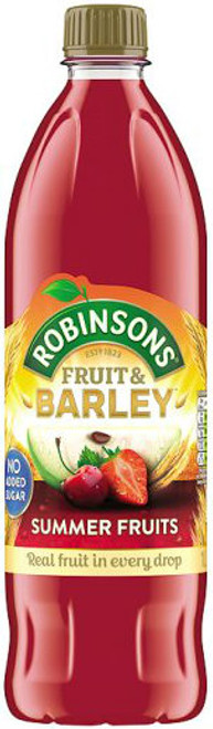 Robinsons NAS Fruit & Barley - Summer Fruits 1 Ltr