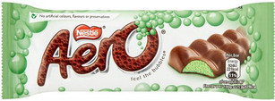 Nestle Aero Mint Chocolate 36g