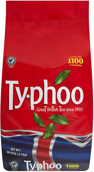 Typhoo Tea - 1100 Bag Pack
