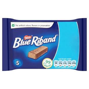 Nestle Blue Riband 6 Pack