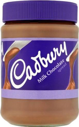 Chocolate Spread Jar 400g