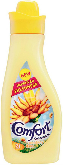 Comfort Sunny Days Fabric Conditioner 750ml