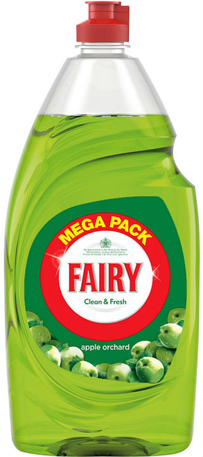 Fairy Washing Up Liquid Apple 450ml