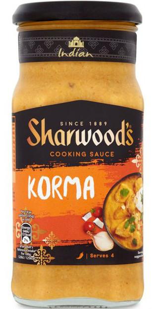 Sharwoods Korma Sauce 420g