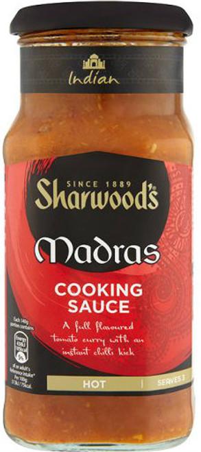 Sharwoods Madras Sauce 420g