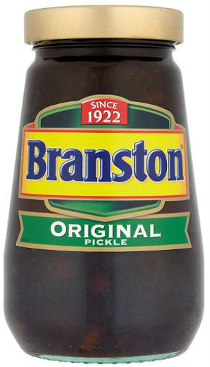 Branston Pickle Large Jar - 720g