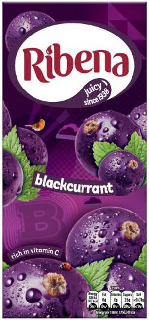 Ribena Blackcurrant Ready to Drink 1Ltr