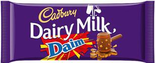 Dairy Milk Daim 120g
