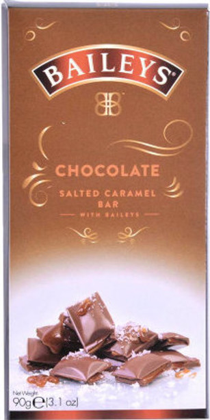 Baileys Salted Caramel Truffle Bar 90g