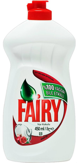 Fairy Washing Up Liquid Pomegranate 450ml