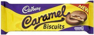 Caramel Biscuits 130g