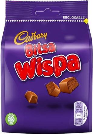 Bitsa Wispa Bag 95g