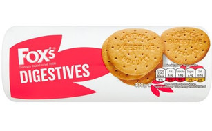 Foxs Digestive Biscuits 400g *BEST BEFORE MAY 8, 2021*