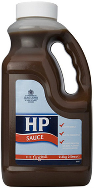 HP Brown Sauce 2 Ltr Bottle