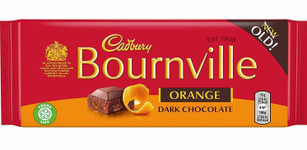 Bournville Orange Bar 100g