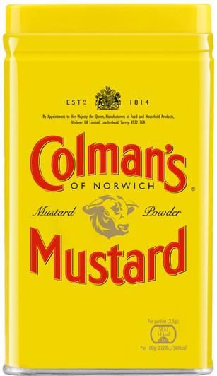 Colman's English Mustard Powder 113g