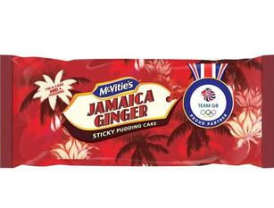 Mcvitie's Jamaica Sticky Pudding Cake 196g