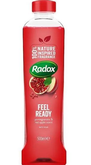 Radox Bath Feel Ready 500ml