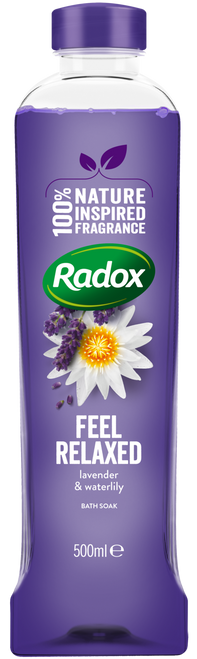 Radox Relaxing Herbal Bath 500ml