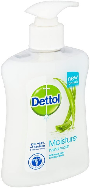 Dettol Aloe Hand Wash 250ml