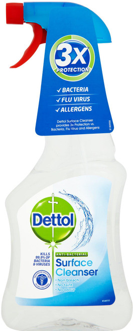 Dettol Surface Cleaner Spray 500ml