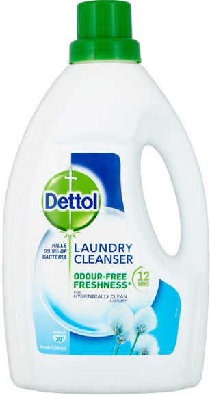 Dettol Laundry Cleanser 1 Ltr