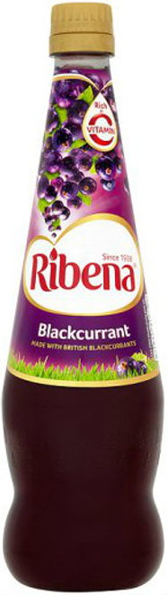 Ribena Blackcurrant Concentrate - 850ml
