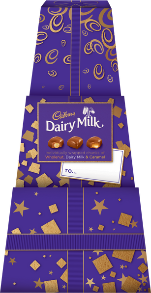 Dairy Milk Chunks 96g