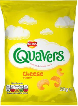 Quavers 21g - 12 Pack