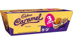 Caramel Egg 3 Pack 120g