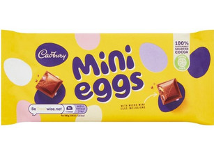 Mini Eggs Tablet 110g