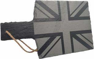 Union Jack Slate Chopping Board