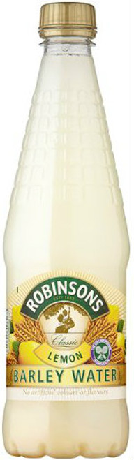 Robinsons Lemon Barley Water 850ml 3 Pack
