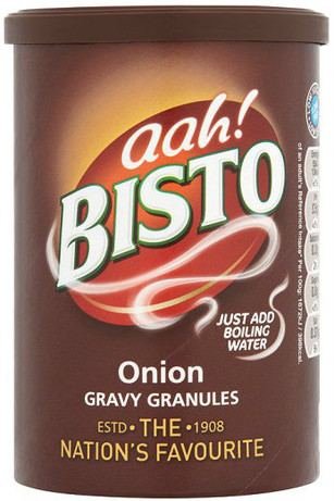 Bisto Onion Gravy Granules - 170g