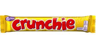 Cadbury Crunchie Bar 40g - Case of 48