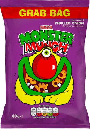 Monster Munch Big Grab Bag 40g