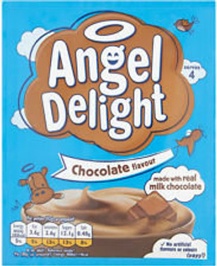 Birds Angel Delight - Chocolate 59g