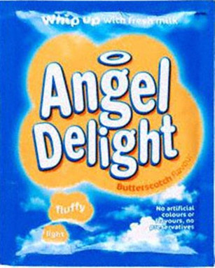 Birds Angel Delight - Butterscotch 59g
