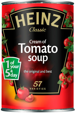 Heinz Cream of Tomato Soup 400g