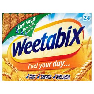 Weetabix - 24 pack