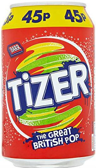 Tizer 330ml