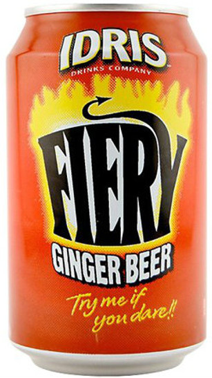 Idris Fiery - 330 ml Can