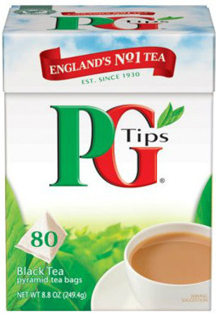PG Tips Tea Bags 80 pack