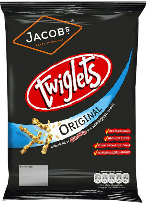 Twiglets Large 150g Bag